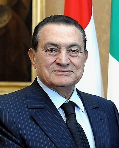 Hosni Mubarak's Time Is Up