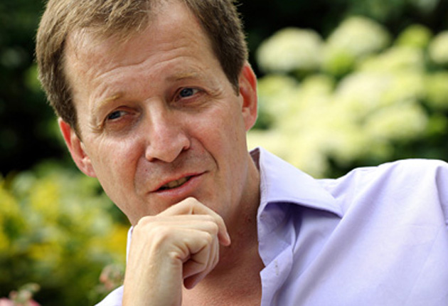 An Interview With Alastair Campbell