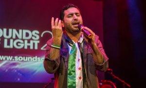 Yahya Hawwa Syrian singer